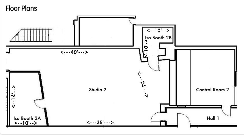 floorplan Studio 2