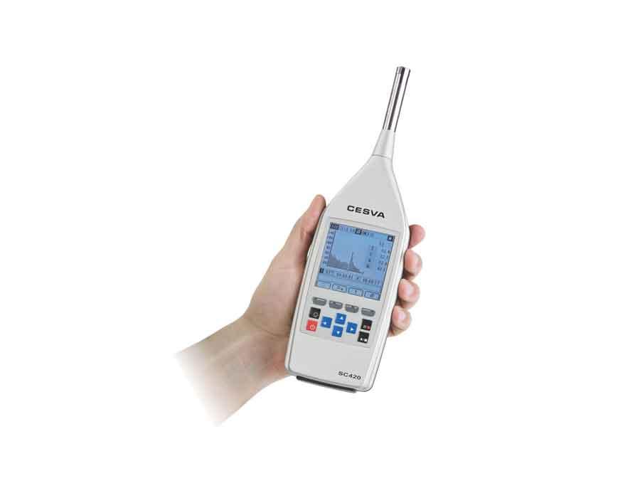 sedabardaran–sound-level-meter