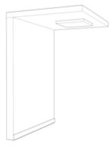 پنل های اکوستیک نصب ابزورب مشکی تجهیزات آکوستیک پنل ابزورب مربعی Absorb panel FLEXI A50