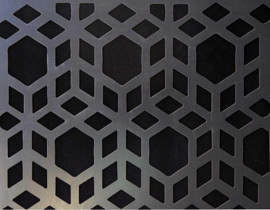 sedabardaran-absorb-3DCube-120-bb- صدابرداران-ابزورب اسلامی مشکی مشکی ۱-۳
