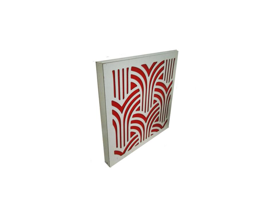 sedabardaran-absorb-arches-60-WR-صدابرداران-ابزورب-کمانی-۶۰-سفید-قرمز ۱-۱