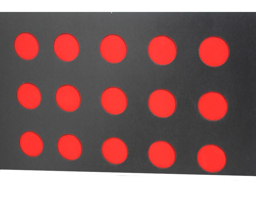 sedabardaran-absorb-circle-60-BR-صدابرداران-ابزورب-دایره-ای-۶۰-مشکی-قرمز-۱-۳