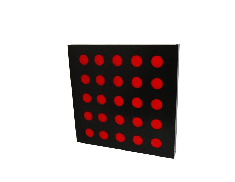 sedabardaran-absorb-circle-60-BR-صدابرداران-ابزورب-دایره-ای-۶۰-مشکی-قرمز
