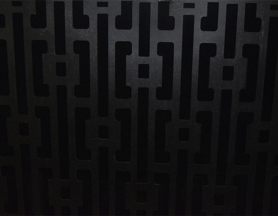 sedabardaran-absorb-geometric 60-bb صدابرداران-ابزورب هندسی ۶۰ مشکی مشکی ۱-۳