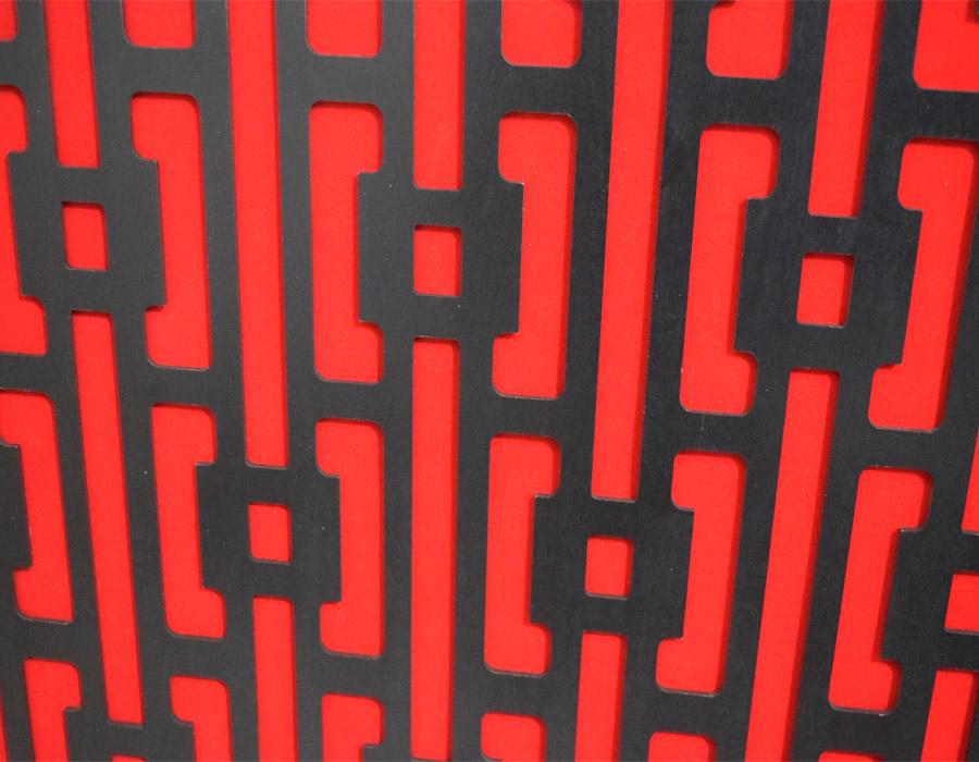 sedabardaran-absorb-square-60-br–1-3صدابرداران-ابزورب-اسکوئر-۶۰-مشکی-قرمز