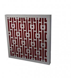 sedabardaran-absorbe-square-60-WR-صدا-برداران-ابزورب-اسکوئر-60-سفید-قرمز