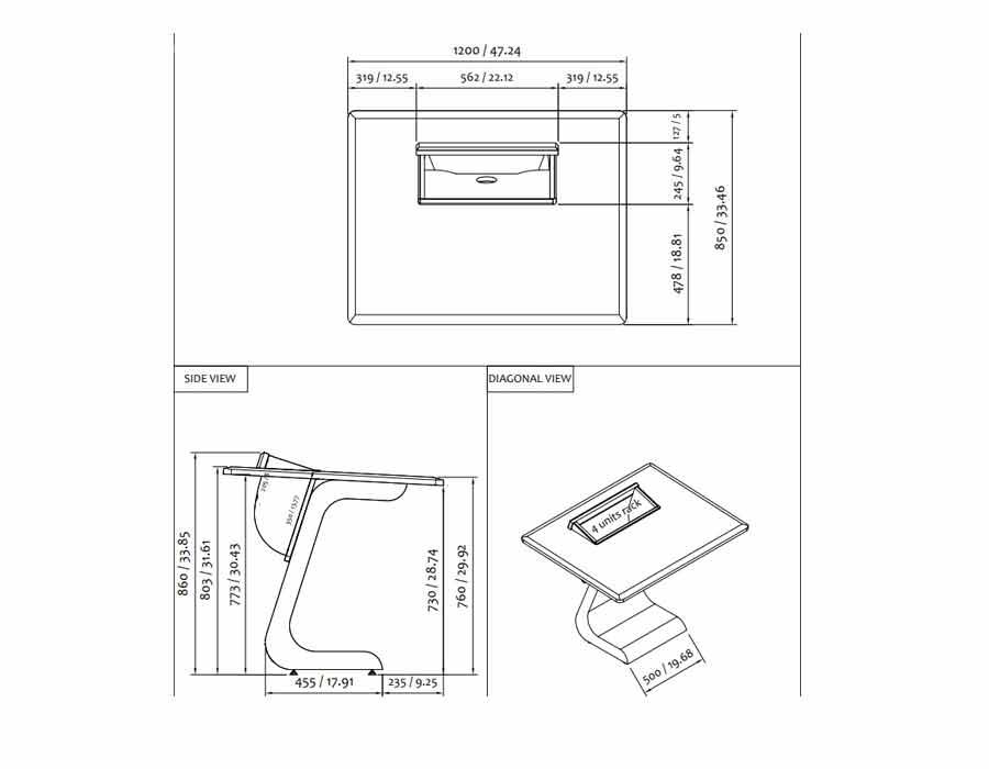تجهیزات-آکوستیک-میز-کنسول-استودیو-Desk19