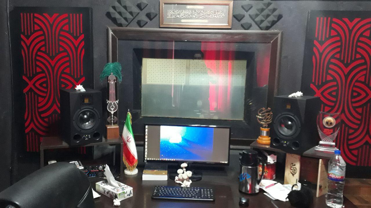 استودیو اکوستیک شده