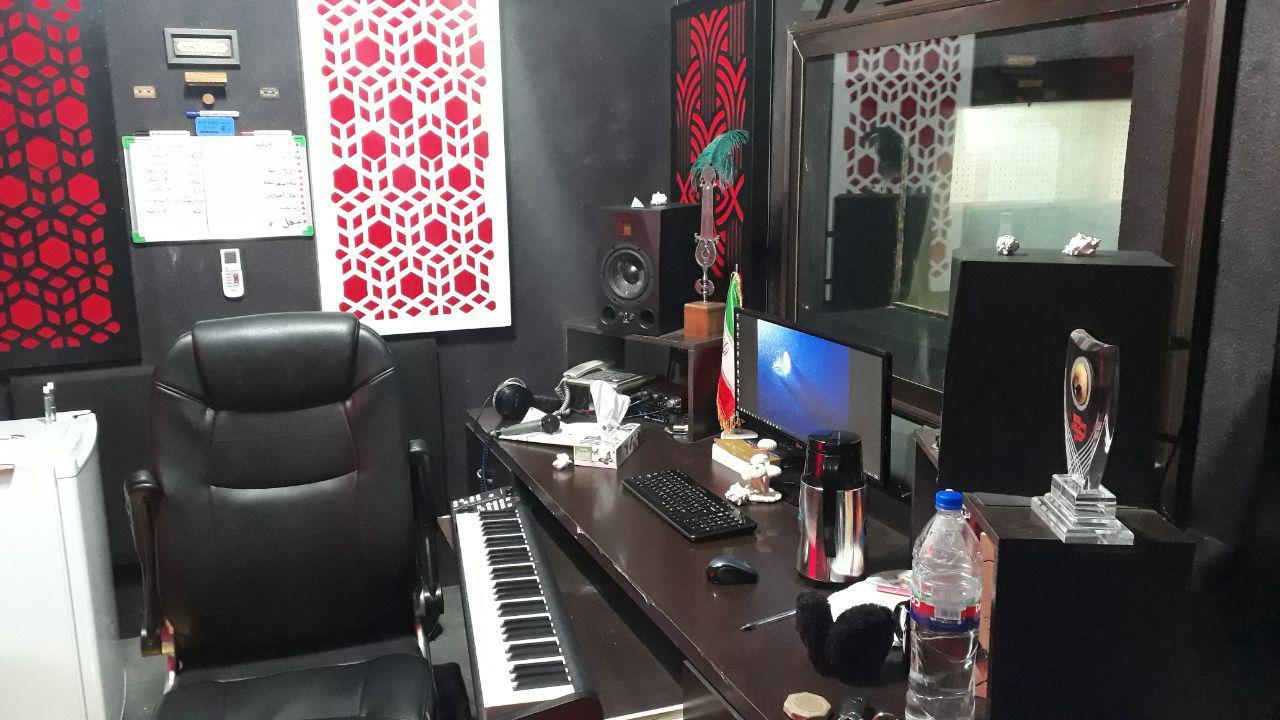 اکوستیک حرفه ای استودیو