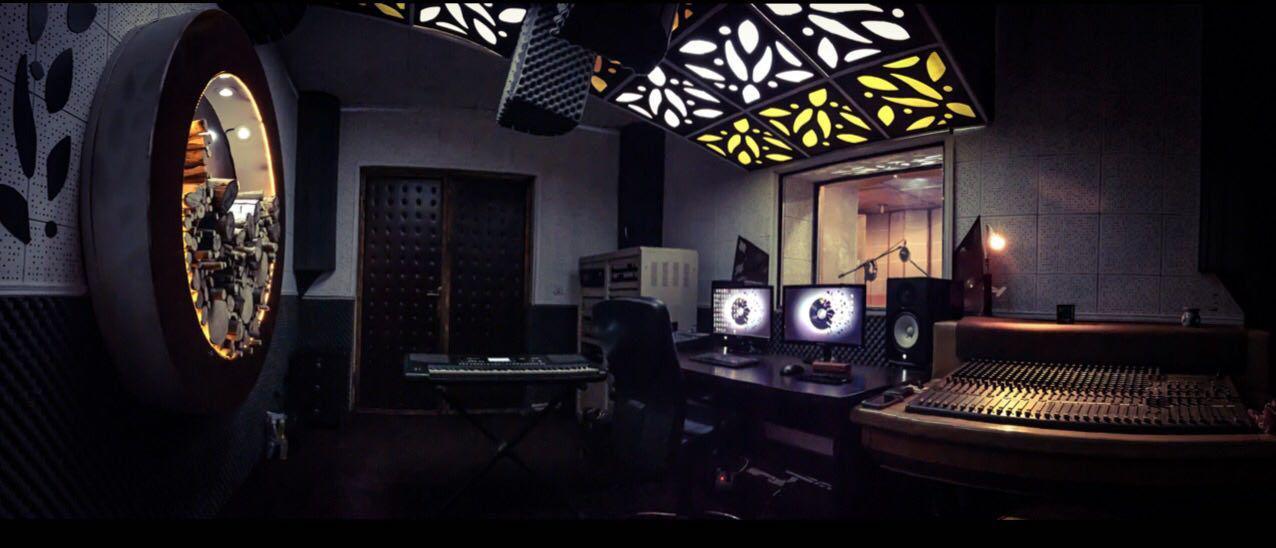 اکوستیک کردن استودیو