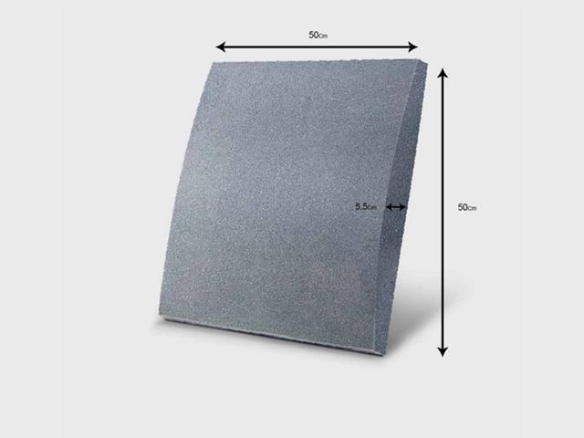 تجهیزات آکوستیک پک ابزورب سینما راند Sound absorbing CINEMA ROUND-Kit