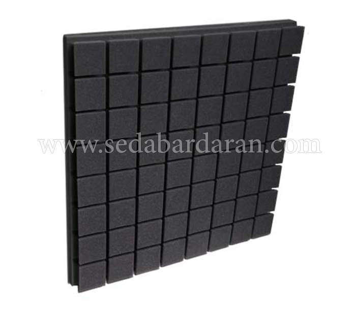 تجهیزات آکوستیک پنل ابزورب مربعی Absorb panel FLEXI A50