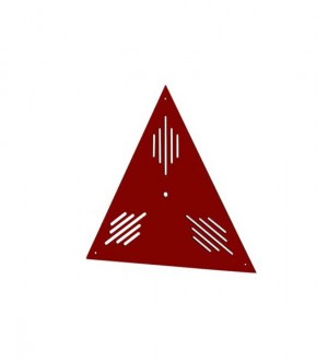 sedabardaran-bass-trap-triangle-corner-mini-red-1