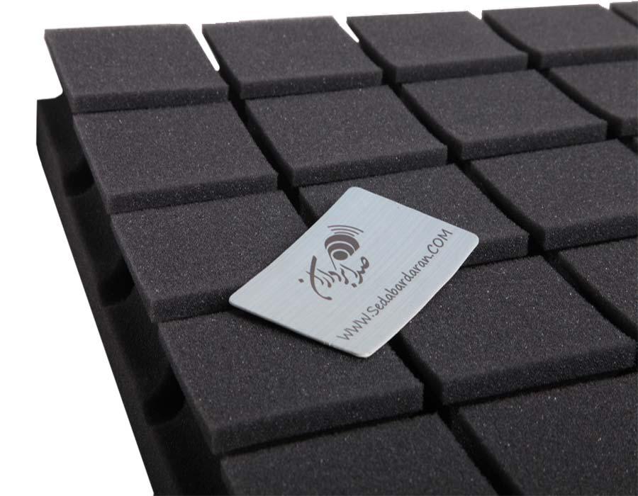 تجهیزات آکوستیک پنل مربعی Sound absorbing Squareness panel A60