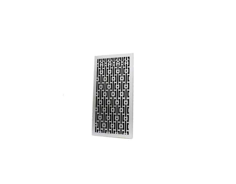 تجهیزات آکوستیک ابزورب هندسی سفید مشکی Sound absorbing geometric WB 120