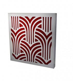 sedabardaran-absorb-arches-60-WR-صدابرداران-ابزورب-کمانی-60-سفید-قرمز