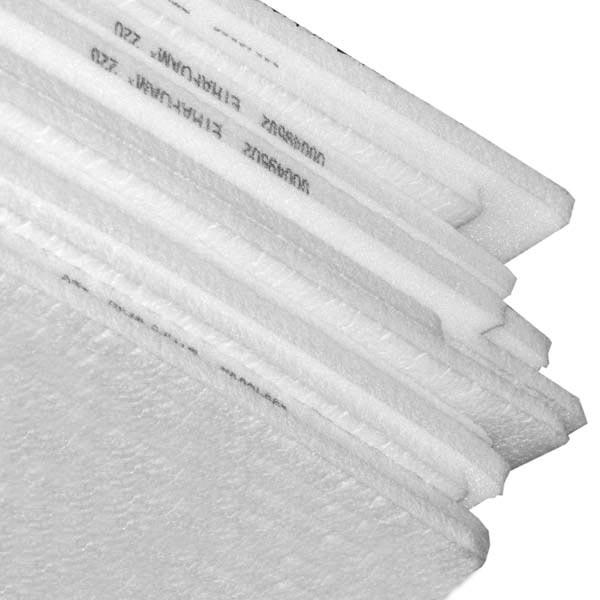 تجهیزات ایزولاسیون فوم پلی اتیلن 3*100*200 سانتیمتر