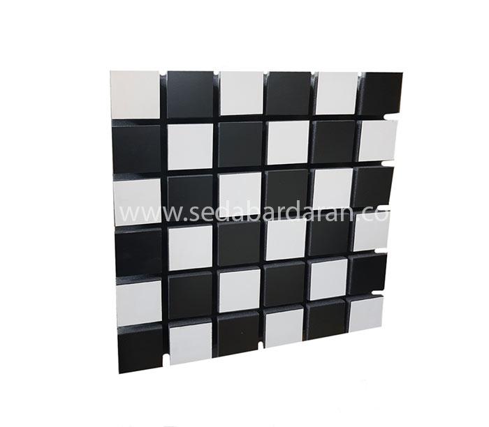 آکوستیک سیاه سفید