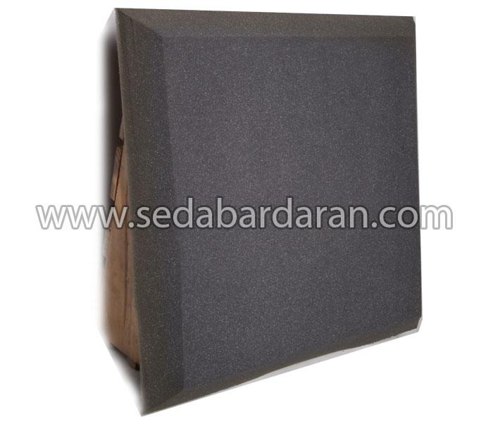 تجهیزات آکوستیک پنل ابزورب پلیت sound absorbing panel plate 50
