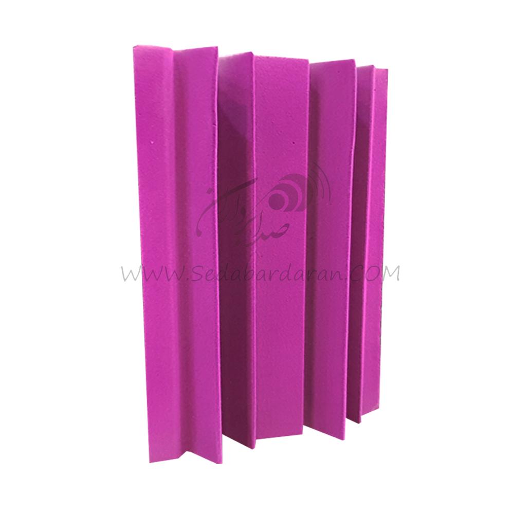 تجهیزات آکوستیک پنل بیس ترپ رنگی مگافیوزر Megafuser