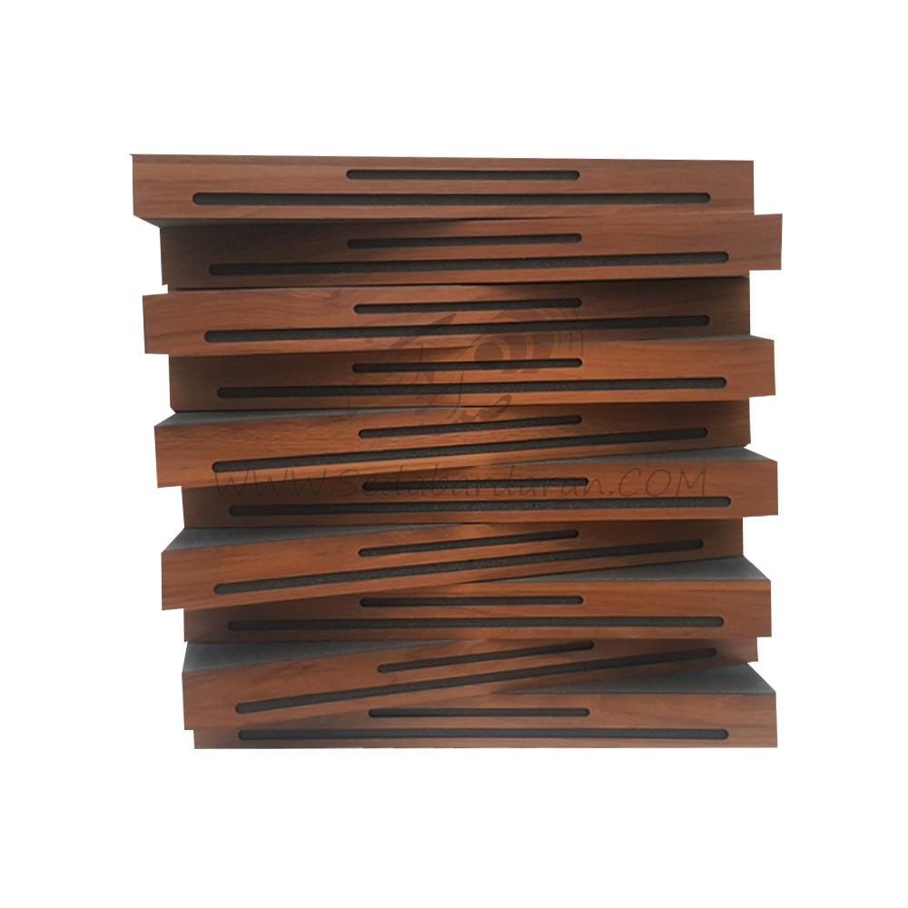 تجهیزات آکوستیک دیفیوزر پلاس قهوه ای diffuser plus brown