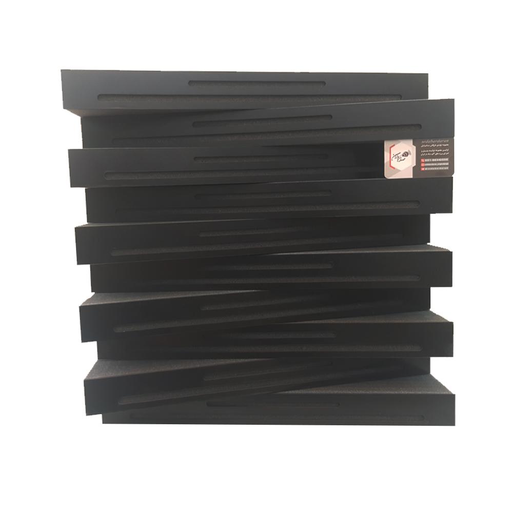 تجهیزات آکوستیک دیفیوزر پلاس مشکی diffuser plus black